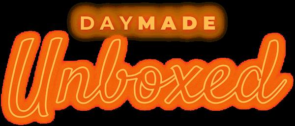 Unboxed Raffle logo